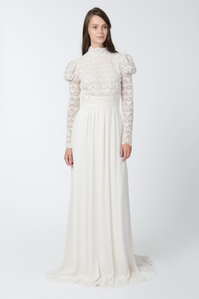 10 Modest Wedding dresses under $1500