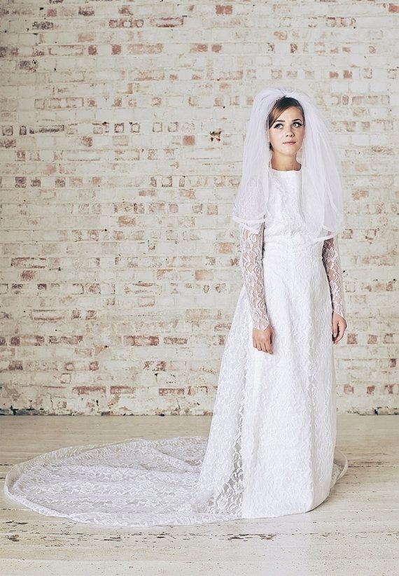 The best of Etsy: Wedding dresses