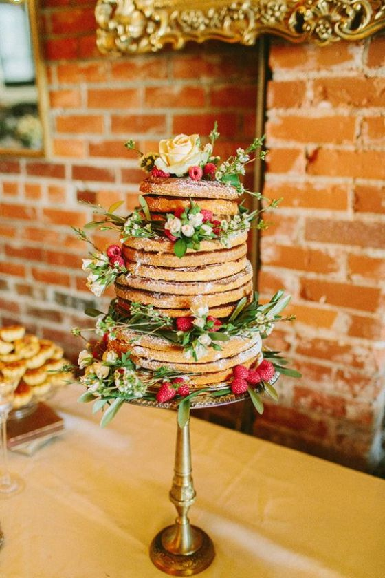 Trend: Naked Cakes
