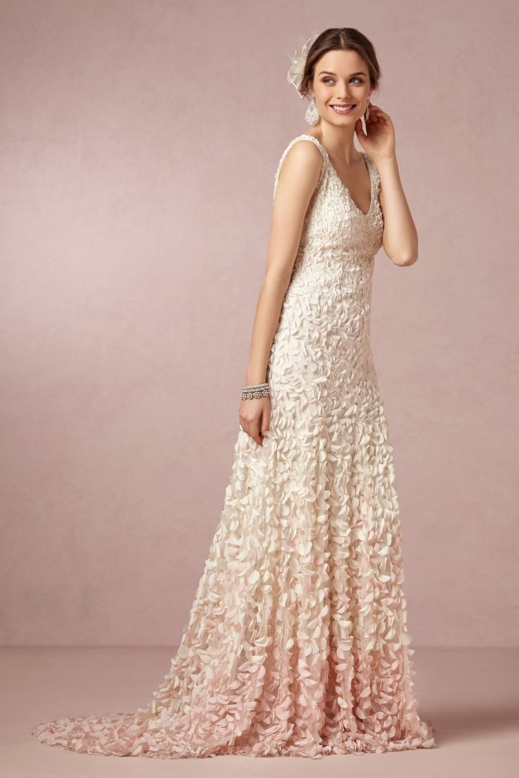 BHLDN emma gown