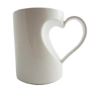 love heart mug