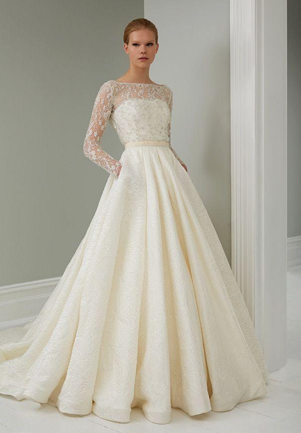 Steven Khalil 2015 Bridal Collection   The Modest Bride