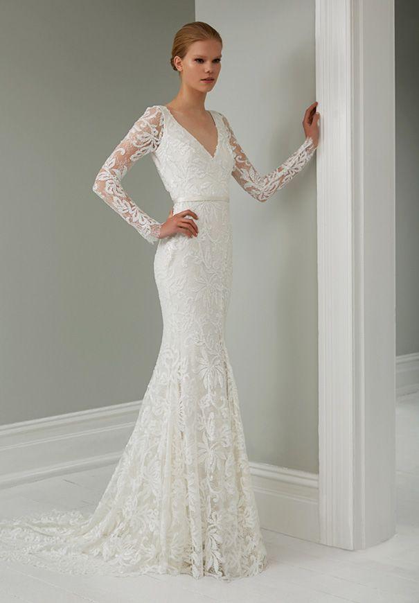 Steven Khalil 2015 Bridal Collection | The Modest Bride