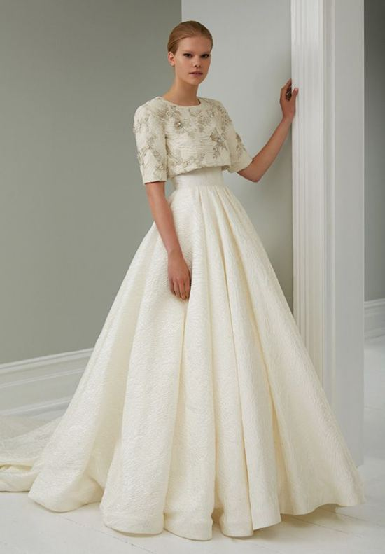 designer wedding dress my top ten designer gowns the modest 3492