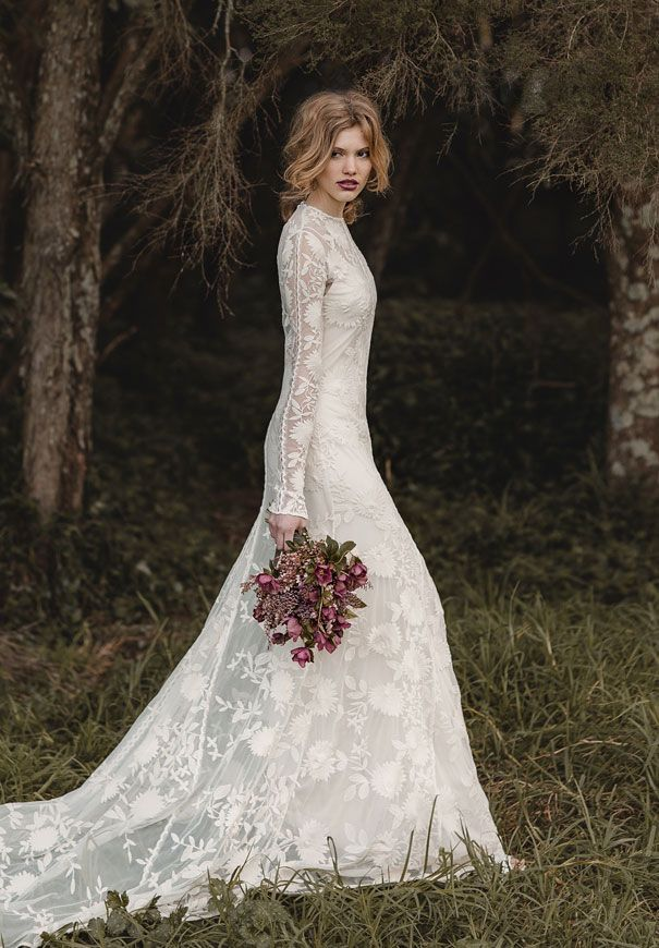My Top Ten- Designer Gowns | The Modest Bride