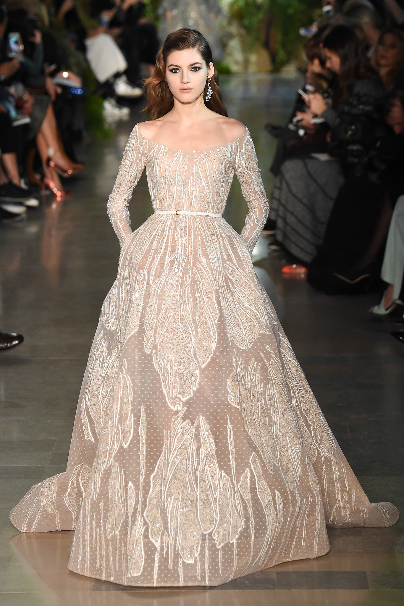 Haute Couture 2015- Elie Saab | The Modest Bride