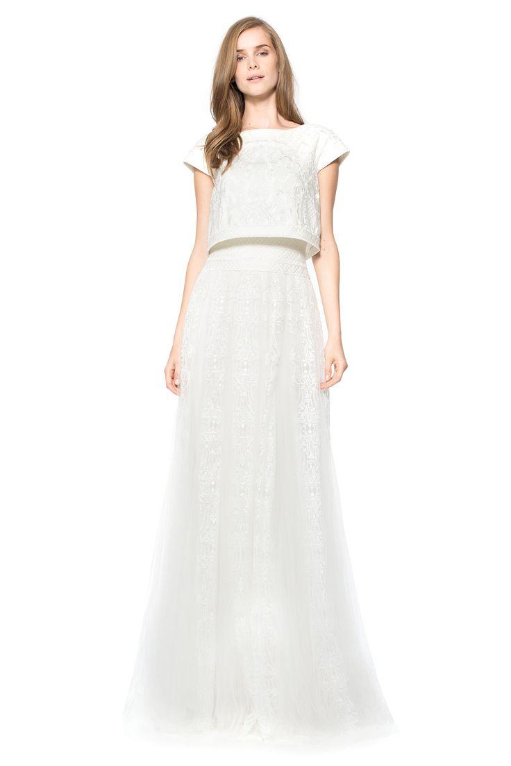 Five modest wedding dresses under 1000 the modest bride for Best wedding dresses under 1000